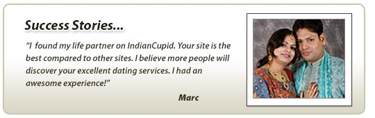 indiancupid com login